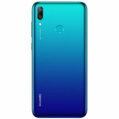 Téléphones neufs Huawei Y7 2019 Bleu 2 en Martinique, en Guadeloupe, en Guyane et à la Réunion