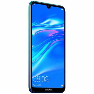 Téléphones neufs Huawei Y7 2019 Bleu 3 en Martinique, en Guadeloupe, en Guyane et à la Réunion