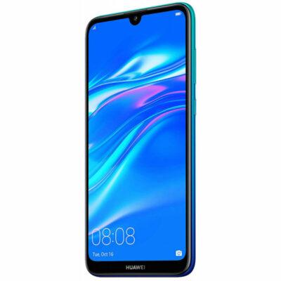 Téléphones neufs Huawei Y7 2019 Bleu 4 en Martinique, en Guadeloupe, en Guyane et à la Réunion