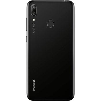 Téléphones neufs Huawei Y7 2019 Noir 2 en Martinique, en Guadeloupe, en Guyane et à la Réunion