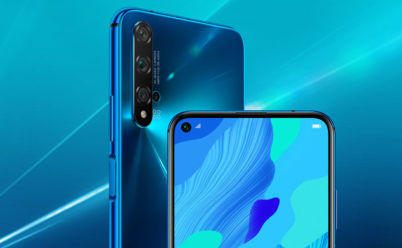 Téléphones neufs Description Huawei Nova 5T 2 1 en Martinique, en Guadeloupe, en Guyane et à la Réunion