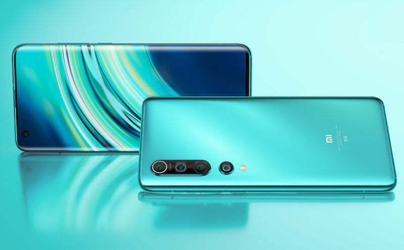 Téléphones neufs Description  Xiaomi Mi 10 5G 1 en Martinique, en Guadeloupe, en Guyane et à la Réunion