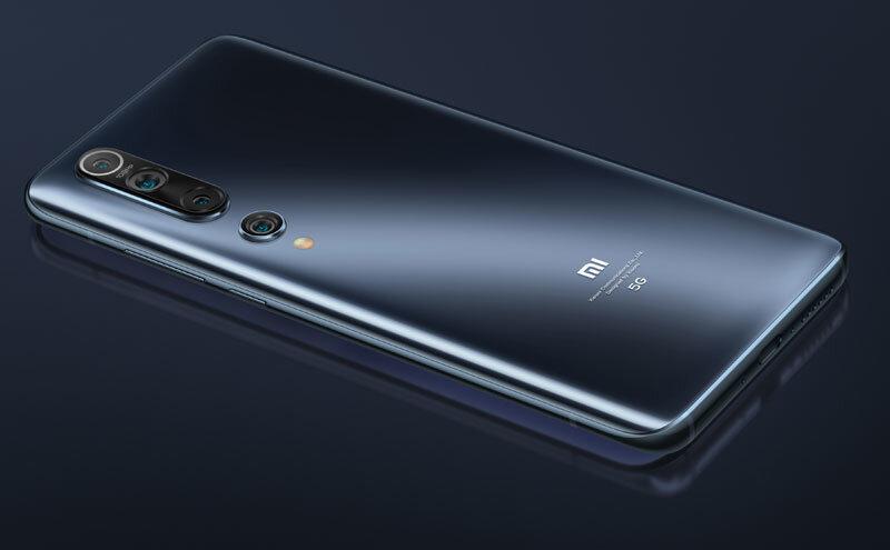Téléphones neufs Description  Xiaomi Mi 10 5G 3 en Martinique, en Guadeloupe, en Guyane et à la Réunion