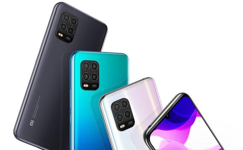 Téléphones neufs Description  Xiaomi Mi 10 Lite 5G 1 en Martinique, en Guadeloupe, en Guyane et à la Réunion