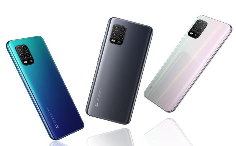 Téléphones neufs Description  Xiaomi Mi 10 Lite 5G 2 en Martinique, en Guadeloupe, en Guyane et à la Réunion