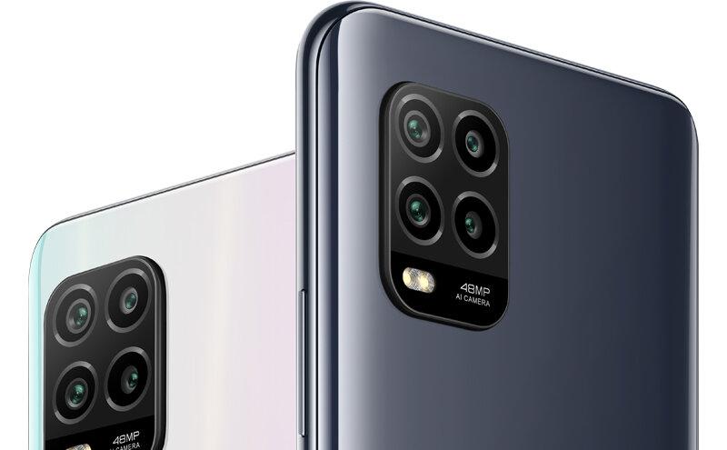 Téléphones neufs Description  Xiaomi Mi 10 Lite 5G 3 en Martinique, en Guadeloupe, en Guyane et à la Réunion