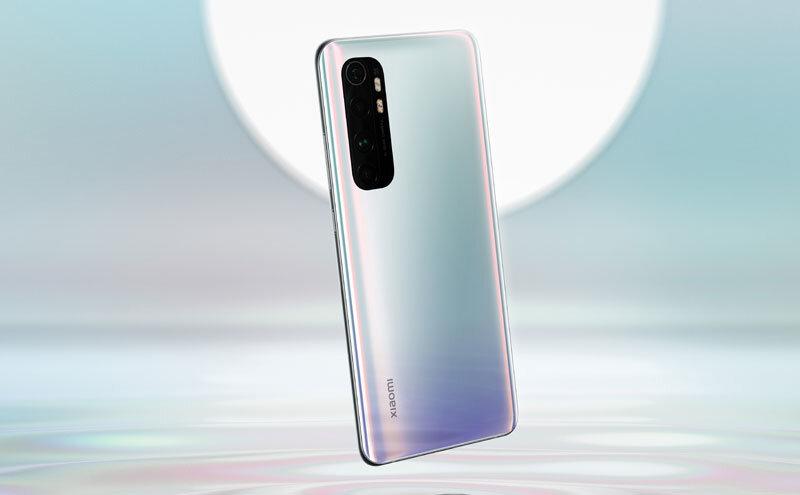Téléphones neufs Description  Xiaomi Mi Note 10 Lite 1 en Martinique, en Guadeloupe, en Guyane et à la Réunion