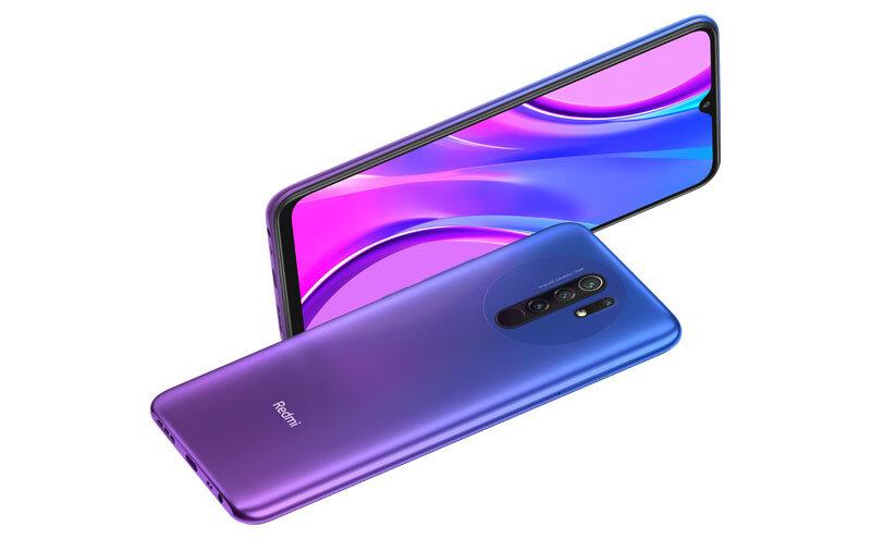 Téléphones neufs Description  Xiaomi Redmi 9 1 en Martinique, en Guadeloupe, en Guyane et à la Réunion