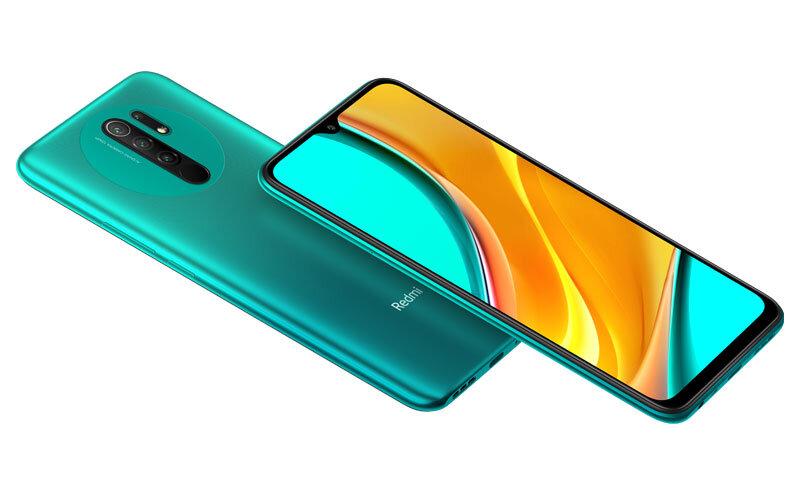 Téléphones neufs Description  Xiaomi Redmi 9 2 en Martinique, en Guadeloupe, en Guyane et à la Réunion