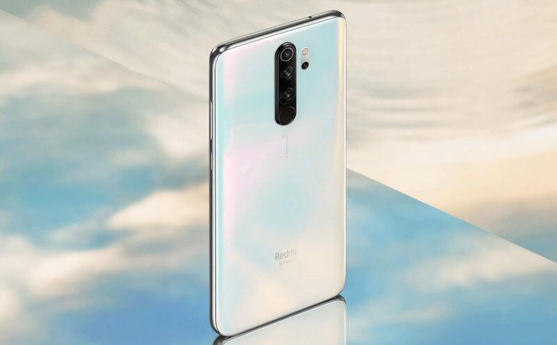 Téléphones neufs Description  Xiaomi Redmi Note 8 Pro 1 en Martinique, en Guadeloupe, en Guyane et à la Réunion