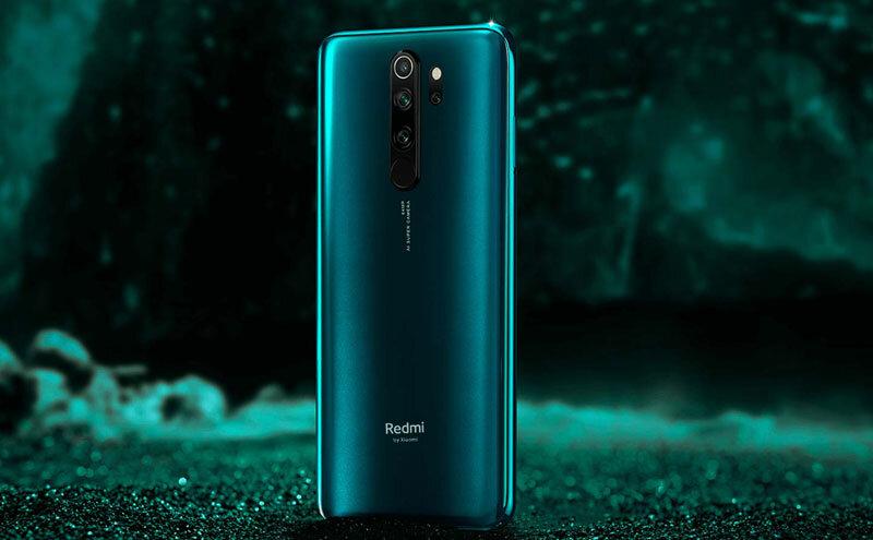Téléphones neufs Description  Xiaomi Redmi Note 8 Pro 2 en Martinique, en Guadeloupe, en Guyane et à la Réunion