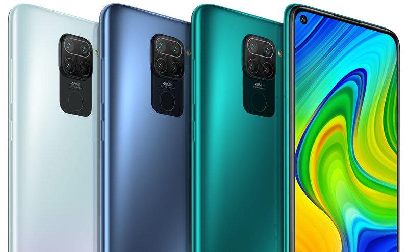 Téléphones neufs Description  Xiaomi Redmi Note 9 1 en Martinique, en Guadeloupe, en Guyane et à la Réunion