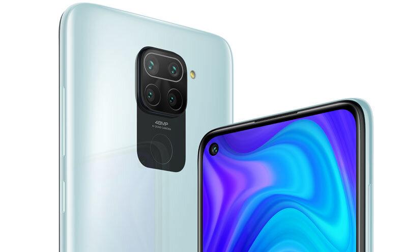Téléphones neufs Description  Xiaomi Redmi Note 9 2 en Martinique, en Guadeloupe, en Guyane et à la Réunion