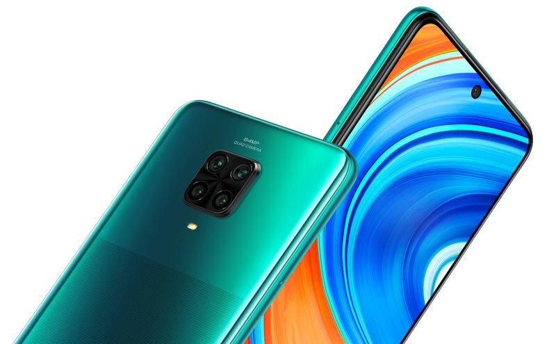 Téléphones neufs Description  Xiaomi Redmi Note 9 Pro 1 en Martinique, en Guadeloupe, en Guyane et à la Réunion