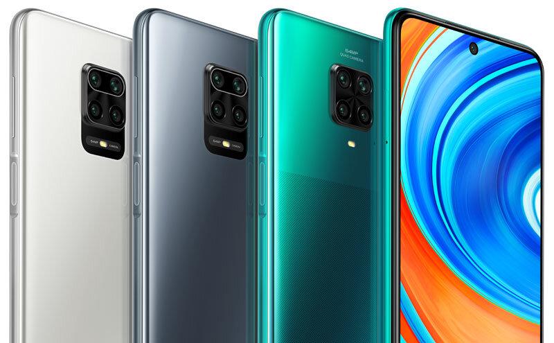 Téléphones neufs Description  Xiaomi Redmi Note 9 Pro 2 en Martinique, en Guadeloupe, en Guyane et à la Réunion