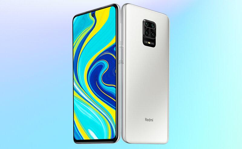 Téléphones neufs Description  Xiaomi Redmi Note 9S 1 en Martinique, en Guadeloupe, en Guyane et à la Réunion