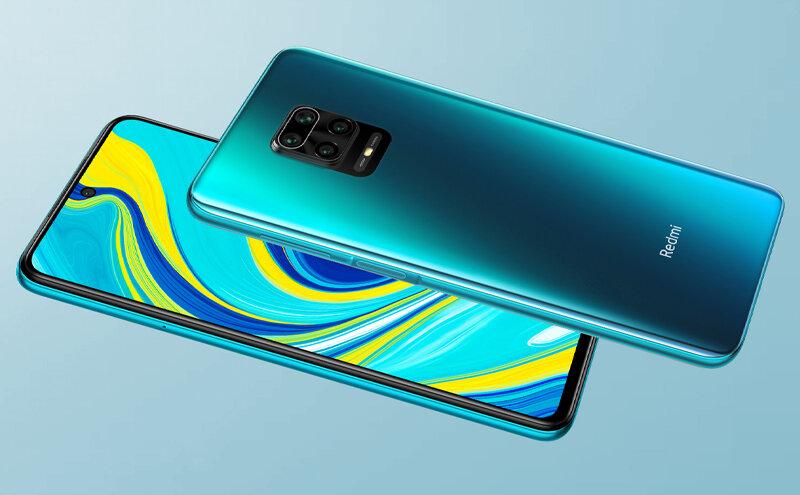 Téléphones neufs Description  Xiaomi Redmi Note 9S 2 en Martinique, en Guadeloupe, en Guyane et à la Réunion