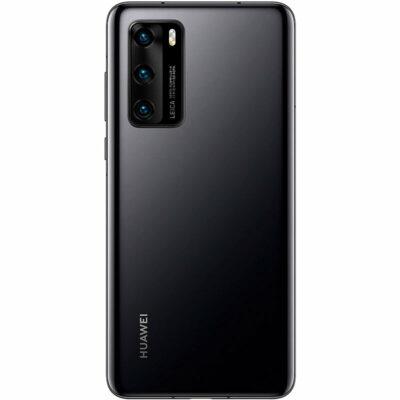 Téléphones neufs Huawei P40 5G Noir 2 en Martinique, en Guadeloupe, en Guyane et à la Réunion