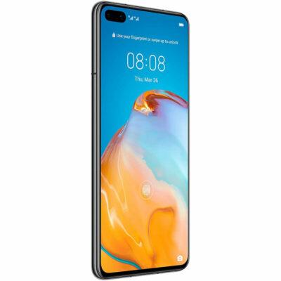 Téléphones neufs Huawei P40 5G Noir 3 en Martinique, en Guadeloupe, en Guyane et à la Réunion