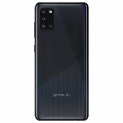 Téléphones neufs Samsung A31 Noir 2 en Martinique, en Guadeloupe, en Guyane et à la Réunion