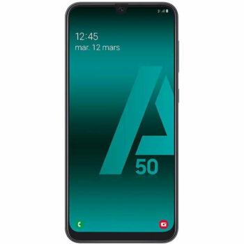 Téléphones neufs Samsung A50 Noir 1 en Martinique, en Guadeloupe, en Guyane et à la Réunion