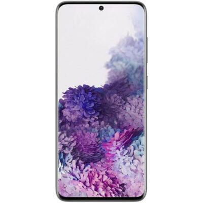 Téléphones neufs Samsung S20 5G Gris 1 en Martinique, en Guadeloupe, en Guyane et à la Réunion