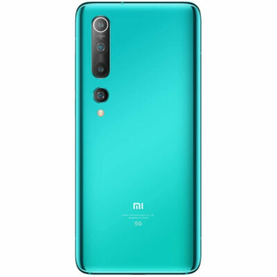 Téléphones neufs  Xiaomi Mi 10 Vert 2 en Martinique, en Guadeloupe, en Guyane et à la Réunion