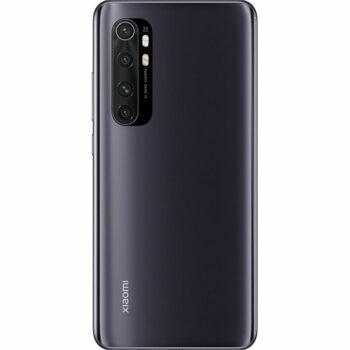 Téléphones neufs  Xiaomi Mi Note 10 Lite Noir 2 en Martinique, en Guadeloupe, en Guyane et à la Réunion