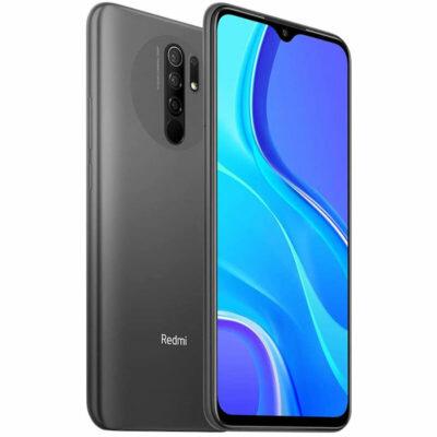 Téléphones neufs  Xiaomi Redmi 9 Noir 2 en Martinique, en Guadeloupe, en Guyane et à la Réunion