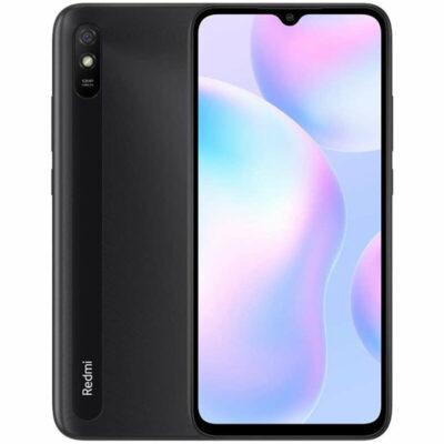 Téléphones neufs  Xiaomi Redmi 9A Noir 1 en Martinique, en Guadeloupe, en Guyane et à la Réunion