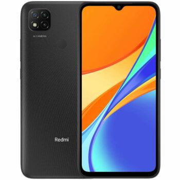 Téléphones neufs  Xiaomi Redmi 9C Noir 1 en Martinique, en Guadeloupe, en Guyane et à la Réunion