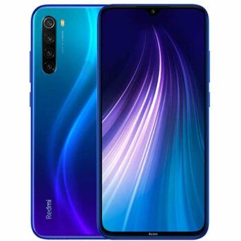 Téléphones neufs  Xiaomi Redmi Note 8 Bleu 1 en Martinique, en Guadeloupe, en Guyane et à la Réunion