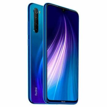 Téléphones neufs  Xiaomi Redmi Note 8 Bleu 2 en Martinique, en Guadeloupe, en Guyane et à la Réunion