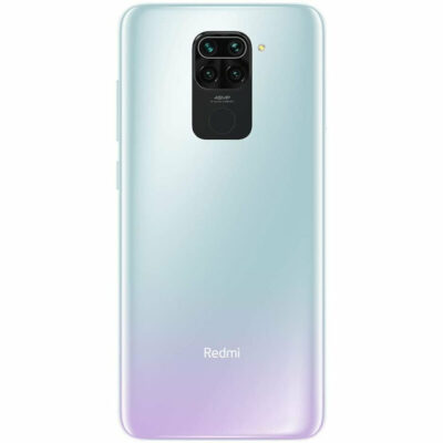 Téléphones neufs  Xiaomi Redmi Note 9 Blanc 2 en Martinique, en Guadeloupe, en Guyane et à la Réunion