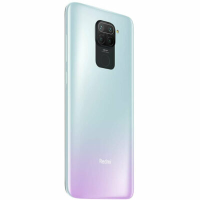 Téléphones neufs  Xiaomi Redmi Note 9 Blanc 5 en Martinique, en Guadeloupe, en Guyane et à la Réunion