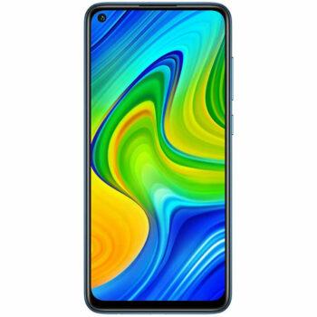 Téléphones neufs  Xiaomi Redmi Note 9 Bleu 1 en Martinique, en Guadeloupe, en Guyane et à la Réunion