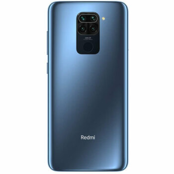 Téléphones neufs  Xiaomi Redmi Note 9 Bleu 2 en Martinique, en Guadeloupe, en Guyane et à la Réunion