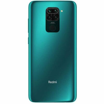Téléphones neufs  Xiaomi Redmi Note 9 Vert 2 en Martinique, en Guadeloupe, en Guyane et à la Réunion