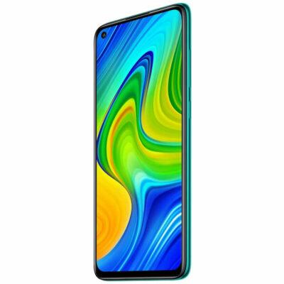 Téléphones neufs  Xiaomi Redmi Note 9 Vert 4 en Martinique, en Guadeloupe, en Guyane et à la Réunion