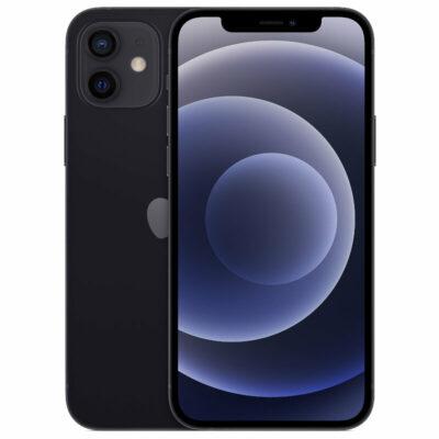 Téléphones neufs Apple Iphone 12 Noir 2 en Martinique, en Guadeloupe, en Guyane et à la Réunion