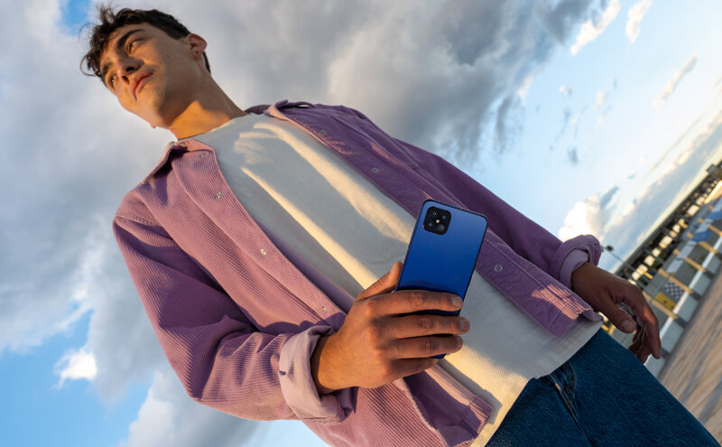 Téléphones neufs Description Oppo Reno4 Z 2 en Martinique, en Guadeloupe, en Guyane et à la Réunion