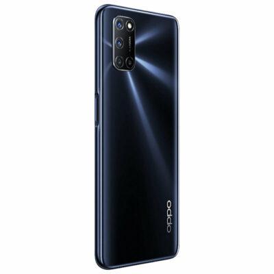 Téléphones neufs Oppo A52 Noir 4 en Martinique, en Guadeloupe, en Guyane et à la Réunion