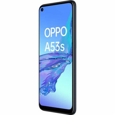 Téléphones neufs Oppo A53s Noir 4 en Martinique, en Guadeloupe, en Guyane et à la Réunion