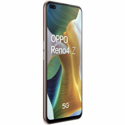 Téléphones neufs Oppo Reno4 Z Blanc 3 en Martinique, en Guadeloupe, en Guyane et à la Réunion