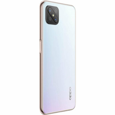 Téléphones neufs Oppo Reno4 Z Blanc 4 en Martinique, en Guadeloupe, en Guyane et à la Réunion
