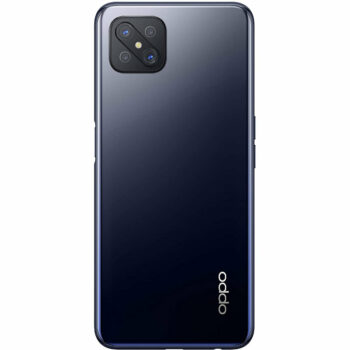 Téléphones neufs Oppo Reno4 Z Noir 2 en Martinique, en Guadeloupe, en Guyane et à la Réunion