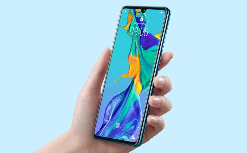 Téléphones neufs Description Huawei P30 2 en Martinique, en Guadeloupe, en Guyane et à la Réunion