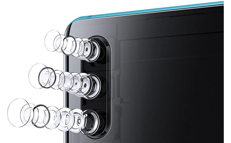 Téléphones neufs Description Huawei P30 3 en Martinique, en Guadeloupe, en Guyane et à la Réunion