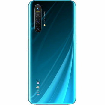 Téléphones neufs Realme X3 Super Zoom Bleu 2 en Martinique, en Guadeloupe, en Guyane et à la Réunion