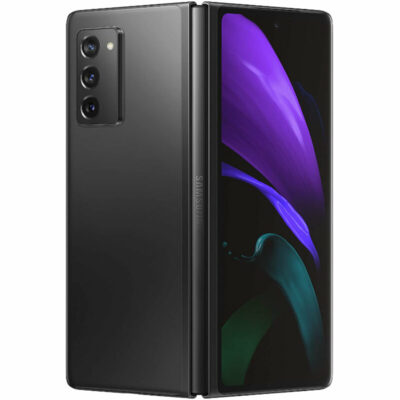 Téléphones neufs Samsung Galaxy Z Fold 2 Noir 2 en Martinique, en Guadeloupe, en Guyane et à la Réunion